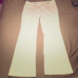Michael Kors women's white pants / size 10